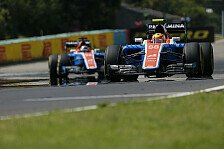 Formel 1 - Endlich erlöst? Darum jubelt Wehrlein über Ocon