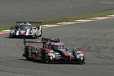 FIA WEC 2016 in Mexiko mit Audi, Porsche und Toyota