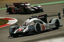 WEC - Porsche gewinnt nach heißen Duellen gegen Audi