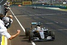 Formel 1 - Die wichtigsten Fakten zum Ungarn GP