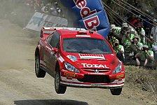 WRC - Peugeot neuer Leader der Markenwertung