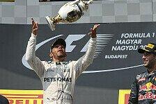 Formel 1 - Bilderserie: Ungarn GP - Pressestimmen