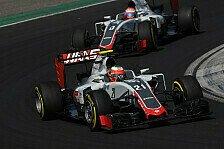 Formel 1 - Haas in Deutschland: Ein gutes Ende