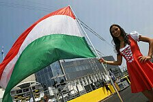 Streckenvorschau Grand Prix von Ungarn: Der Hungaroring