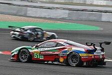 Porsche angelt sich Ferraris GT-Ass Gianmaria Bruni für die FIA WEC 2017