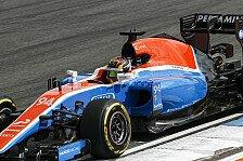 Formel 1 - Wehrlein vs. Ocon: Duell der Mercedes-Junioren