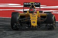 Formel 1 - Ocon: Ich komme immer besser zurecht