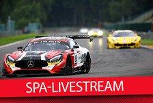 Blancpain GT Series - Video: Livestream: Die 24 Stunden von Spa 2016