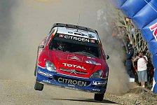 WRC - Loeb: Eine der besten Etappen meiner Karriere