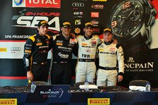 Blancpain GT Series - Superpole in Spa: Sechs Mercedes vorne