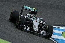 Formel 1 - Trumpfkarte im Titelduell? Rosberg wiegelt ab