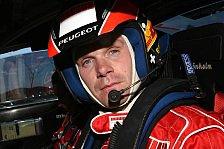 WRC - Neuseeland ein gutes Pflaster für Grönholm