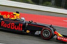 Formel 1 - Teamorder: Verstappen lässt Ricciardo vorbei