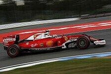 Formel 1 - Räikkönen: Enttäuschend, wo wir stehen!