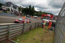 Blancpain GT Series - Video: 24 Stunden von Spa: Höhepunkte nach dem ersten Viertel