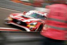 Blancpain GT Series - Hungaroring: Rosenqvist auf Pole
