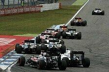 Formel 1 - Bilder: Deutschland GP - Rennen