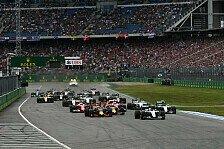 Formel 1 - Fazit nach dem Deutschland GP mit Georg Seiler