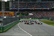 Formel 1, Mercedes vor Hockenheim: Hatten das schnellste Auto