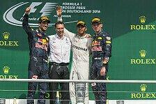 Formel 1 - Live: Der Sonntag in Hockenheim