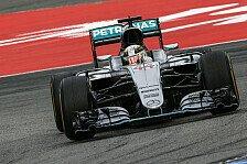 Neues aus der Formel 1: Hamilton-Strafe in Spa