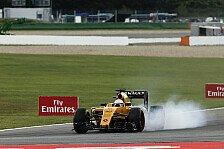 Formel 1 - Renault sucht Fahrer mit Führungsqualitäten