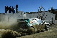 WRC - Neuer Skoda erwies sich als zuverlässig