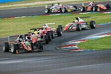 ADAC Formel 4 - Heimspiel für die Schumachers auf dem Nürburgring