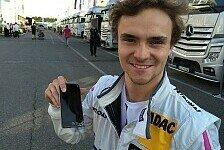 DTM - Lucas Auer: Handy raus! Zeig uns deine Apps