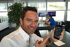 DTM Audi-Pilot Timo Scheider: Handy raus! Zeig uns deine Apps