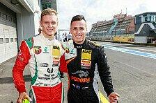 ADAC Formel 4 - Nach Berührung: Strafe für Mick Schumacher