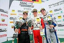 ADAC Formel 4 - Zahlen und Fakten zum Saisonende 2016