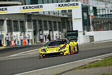ADAC GT Masters - Fahrerlager-Radar vom Nürburgring