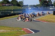 ADAC Kart Masters - André Matisic gewinnt vorzeitigen KZ2-Titel