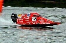 ADAC Motorboot Cup - Weschenfelder verteidigt Gesamtführung