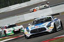 ADAC GT Masters - Asch lässt sich am Nürburgring nicht unterkriegen
