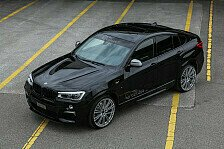 Auto - Individualisierung für den BMW X4 M40i