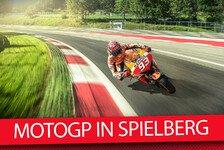 MotoGP - Video: MSM TV: Das sagen die MotoGP-Stars zum Red Bull Ring