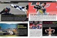 MotoGP - Bilderserie: MSM Nr 50: MotoGP