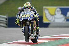 MotoGP - Rossi: Ducati nicht nur wegen Power schneller