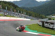 Moto2 - Zarco holt Spielberg-Pole, Schrötter in Top-Form