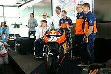 MotoGP - Video: KTM präsentiert offiziell sein MotoGP-Projekt