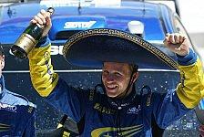 WRC - Debüt des neuen Subaru Impreza mehr als geglückt