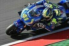 MotoGP - Suzuki am Freitag mit neuer Strategie