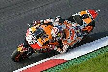 MotoGP - Pedrosa holt Maximum heraus