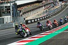 Vorläufiger MotoGP-Rennkalender für Saison 2017 veröffentlicht