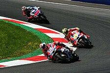 MotoGP - Aragon-Start für Iannone fraglich