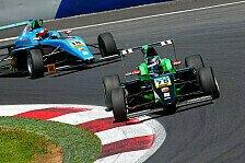 ADAC Formel 4 - Premiere in Zandvoort für die ADAC Formel 4
