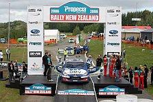 WRC - Bilder: Rallye Neuseeland - Rallye Neuseeland