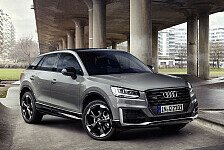 Auto - Sportliches Sondermodell: Der Audi Q2 Edition #1